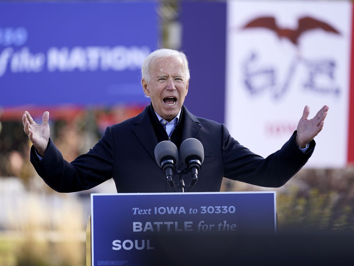 Biden, Obama make a final appeal to Michigan's Black voters
