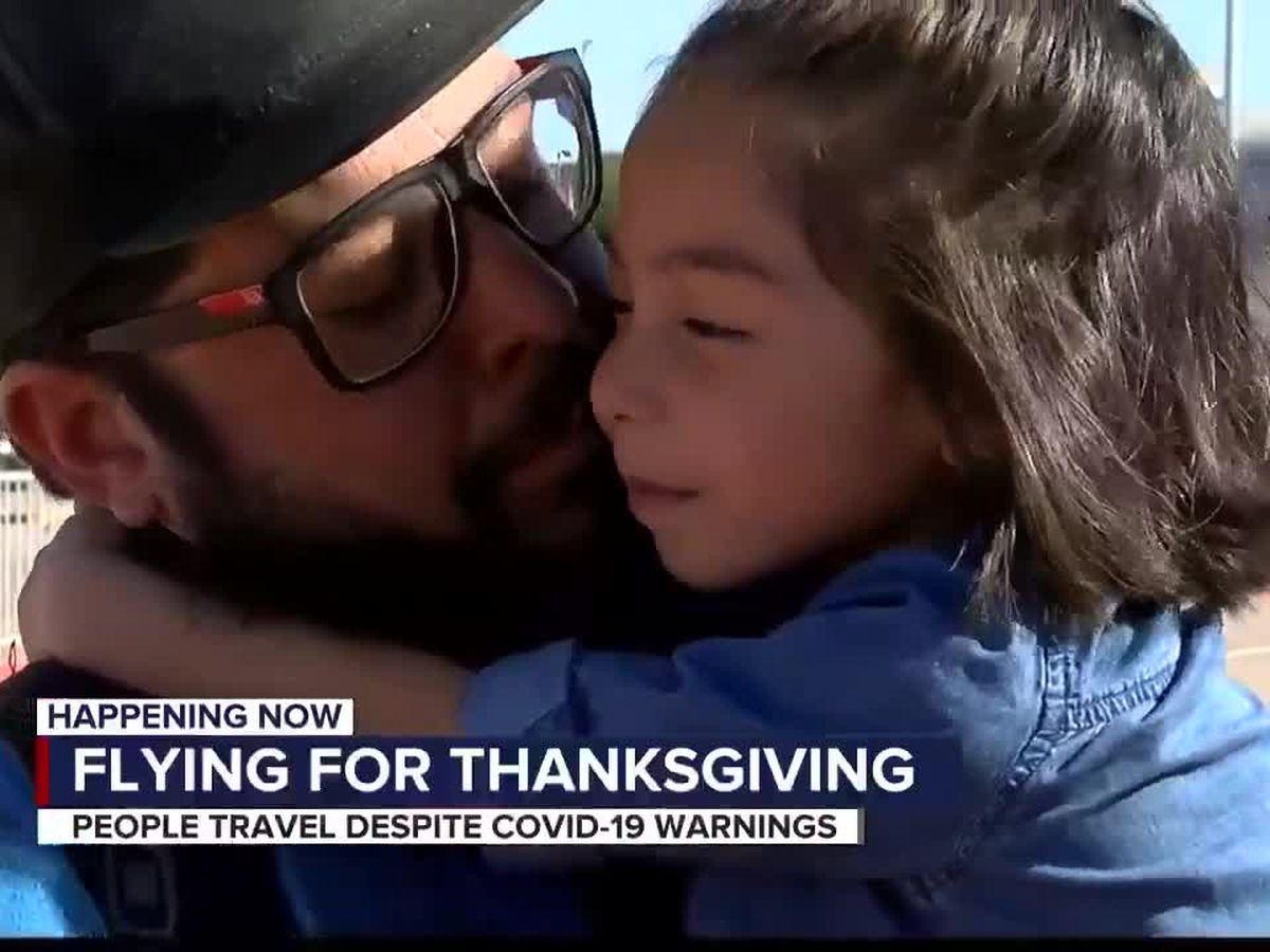 Tucson Airport serviced about 4,000 travelers the day before Thanksgiving