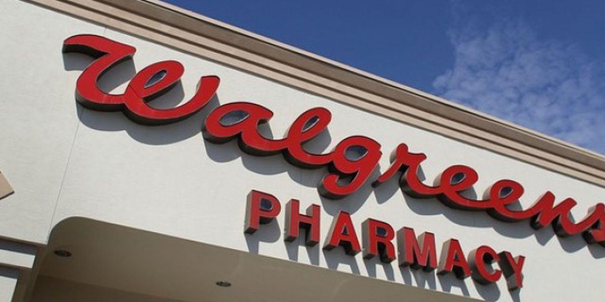 Walgreens opens drive-thru COVID-19 testing site