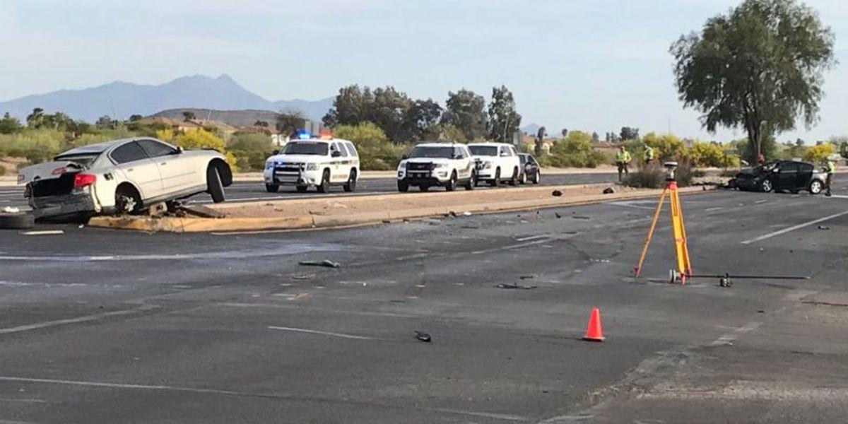 UPDATE: Mission Road back open after fatal crash