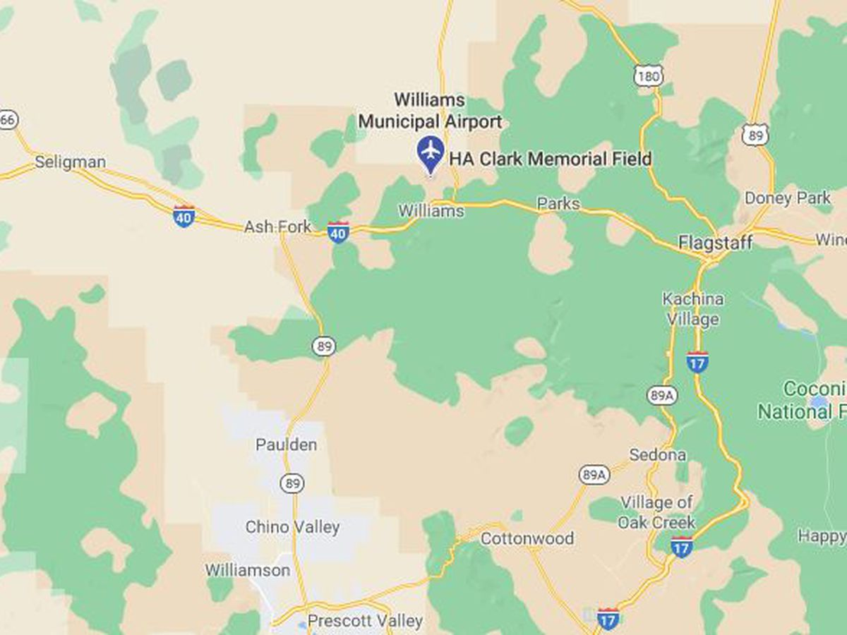 Plane wreckage found in Coconino County; 2 Californians aboard dead