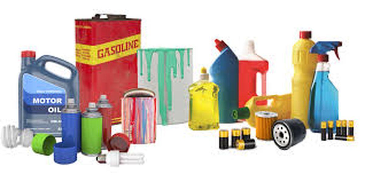 EGSD collecting household hazardous waste Saturday, Nov. 2