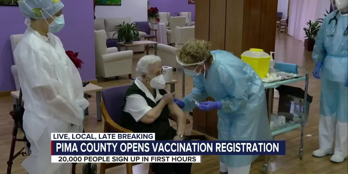 Pima County: Demand for vaccine far outpaces supply