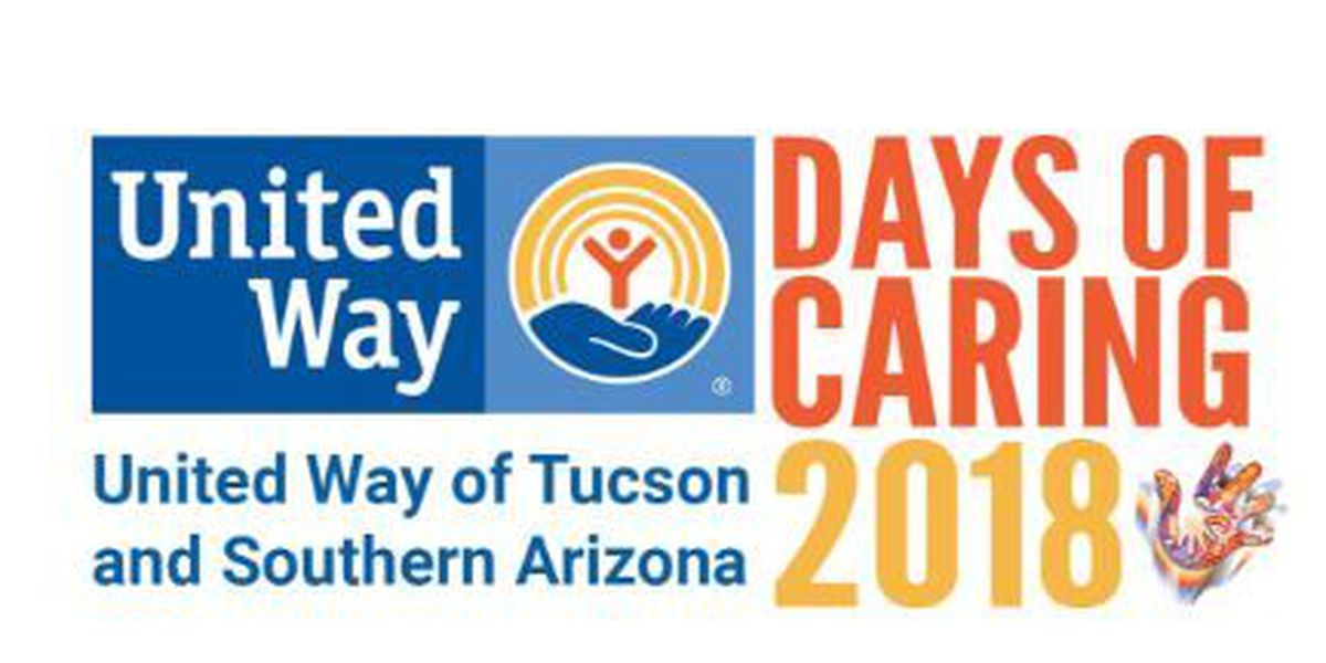 sign up now to volunteer for united way of tucson s 2018 days of caring