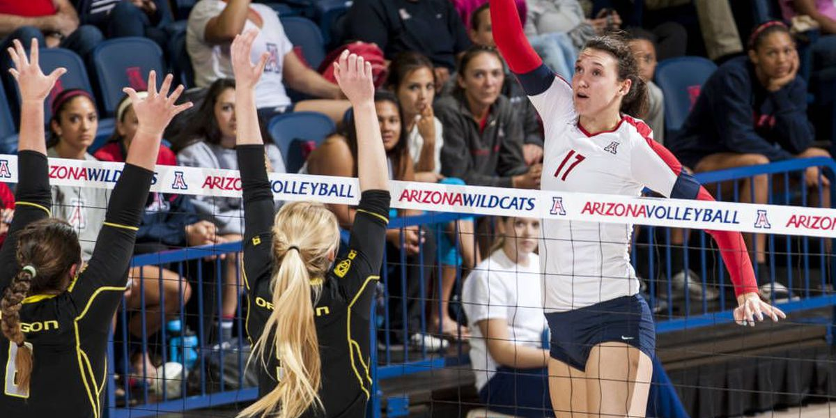 Harris' departure a big blow for UA Volleyball