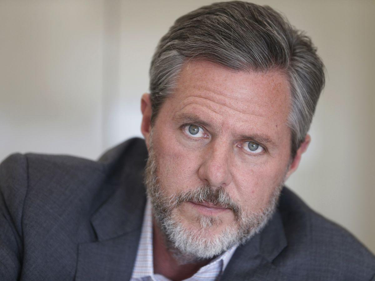 Falwell sues Liberty, saying school damaged his reputation