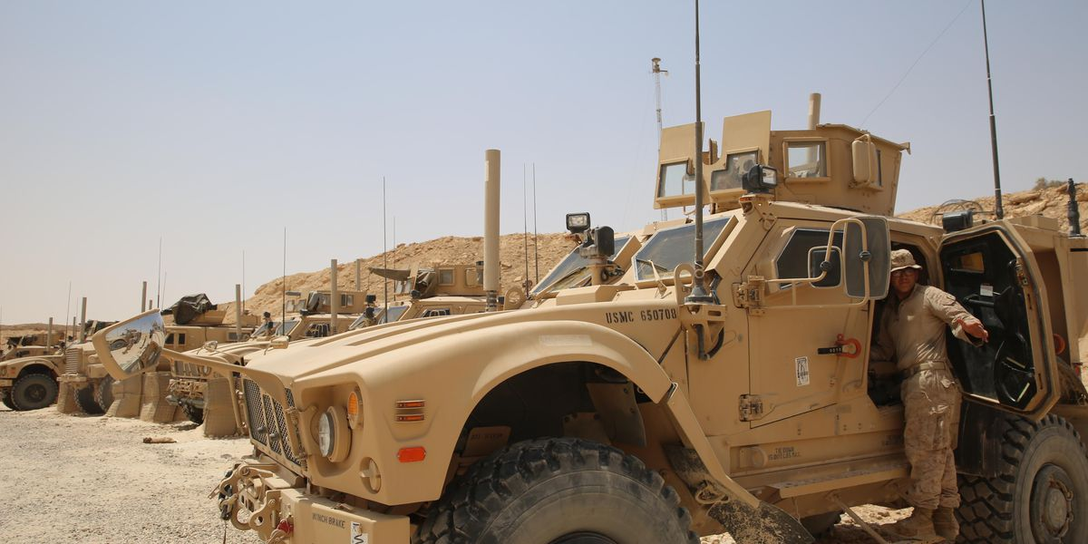 Pentagon: US contractor dies in rocket attack at Iraq base