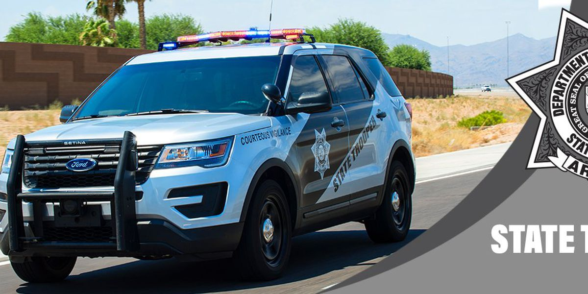 AZ DPS releases footage on reckless driver striking vehicle from behind on I-10