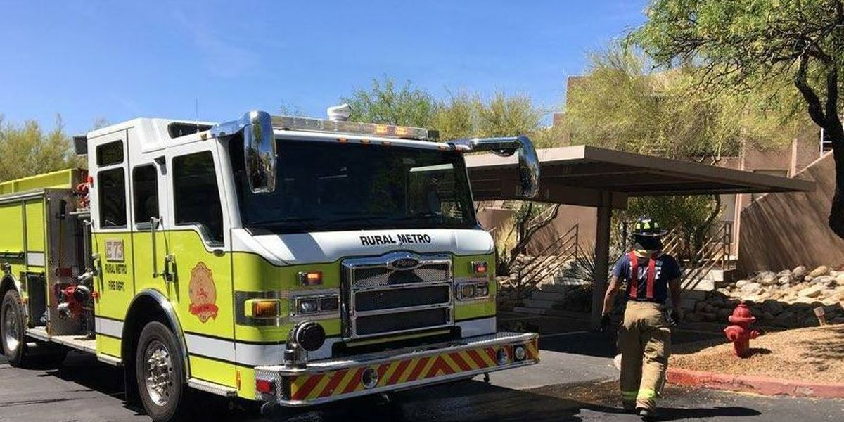 Rural-Metro FD: No injuries in fire at apartment complex
