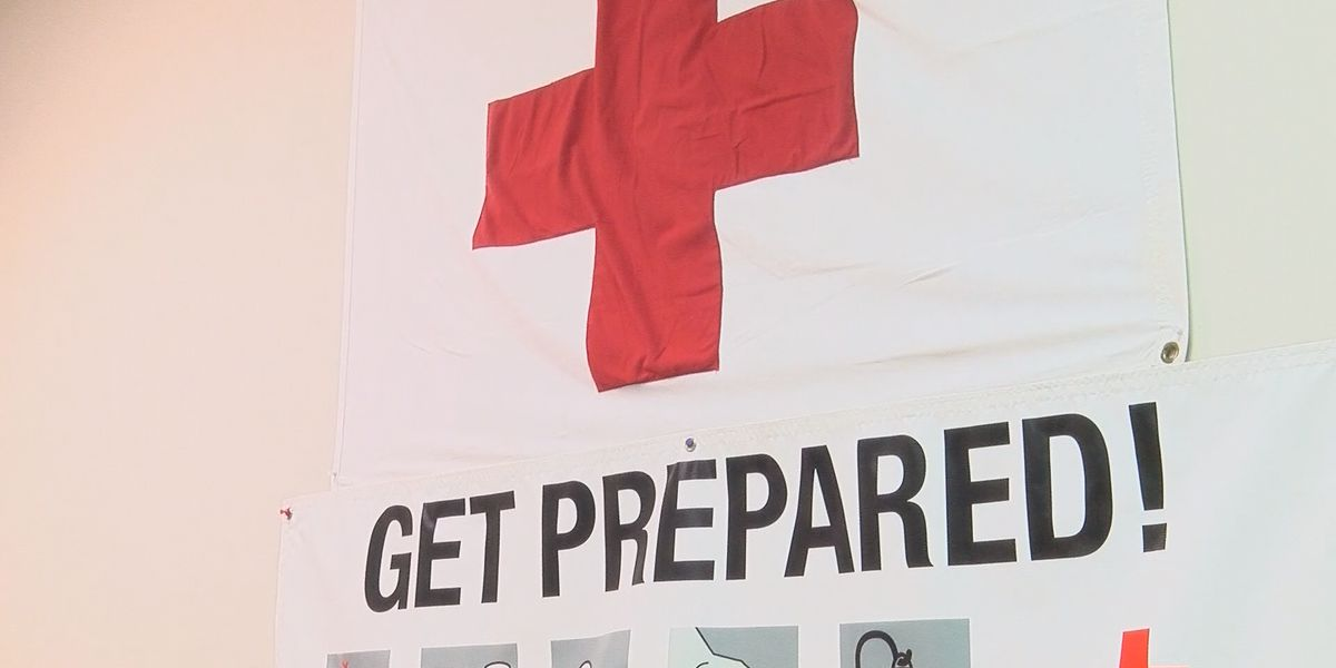 Red Cross encourages everyone to get ready for the next emergency