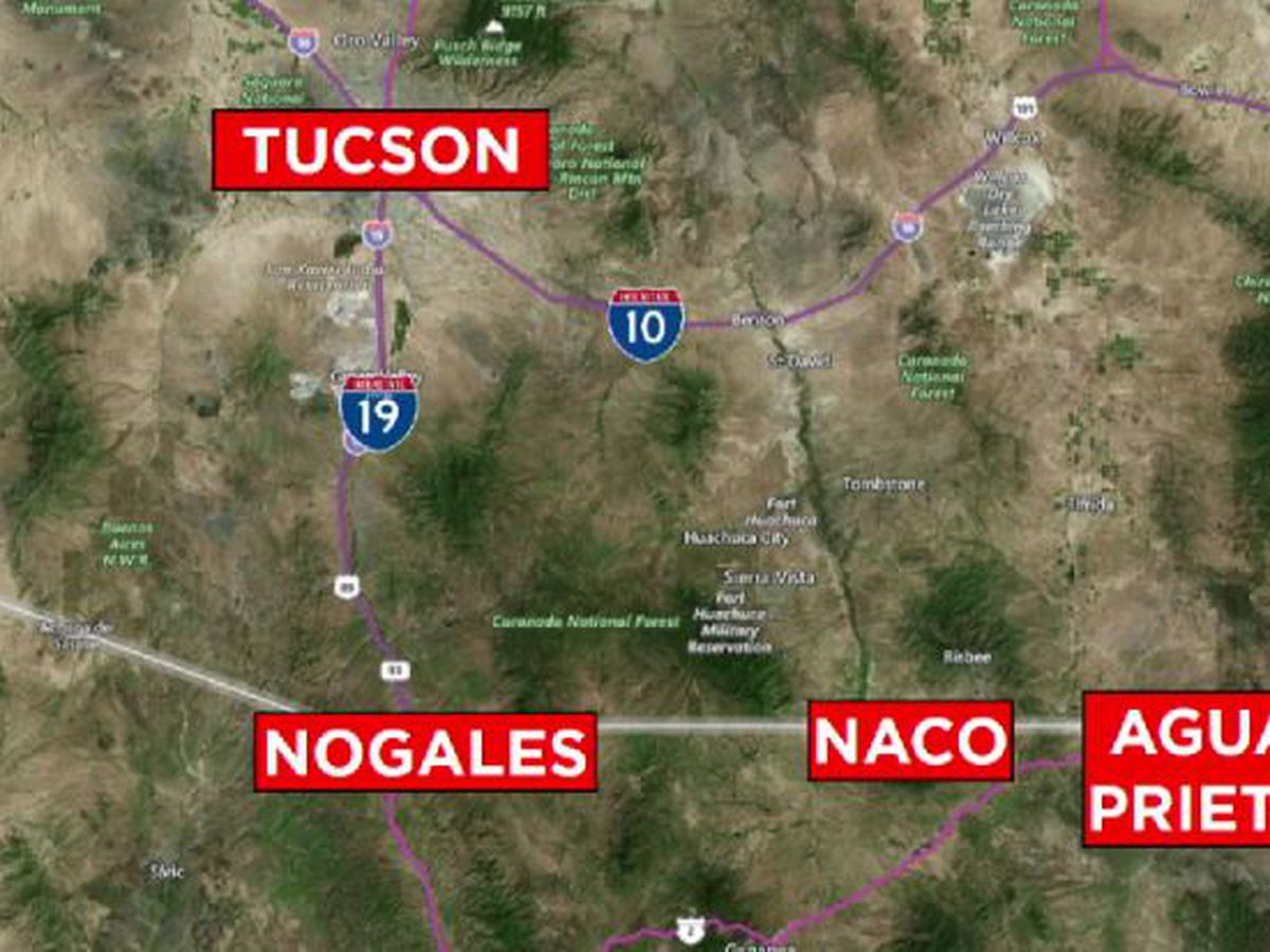 Cochise County Sheriff's Office monitoring violence across border
