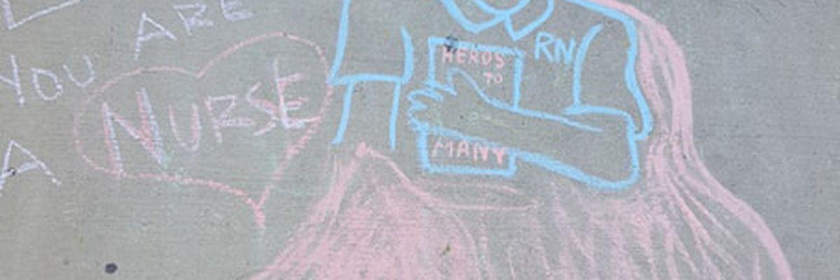 Teen's art inspires Oro Valley healthcare workers
