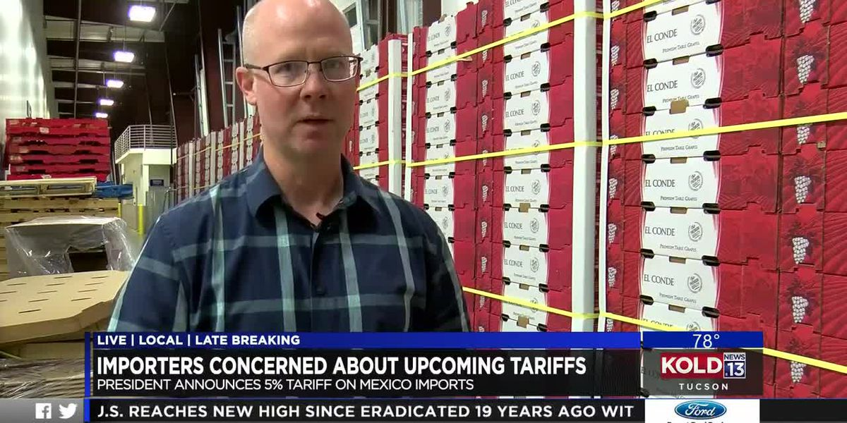 Importers concerned about upcoming tariffs