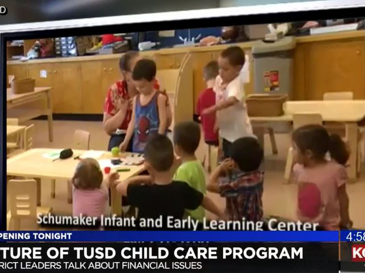 TUSD considering changes to Infant and Early Learning Centers