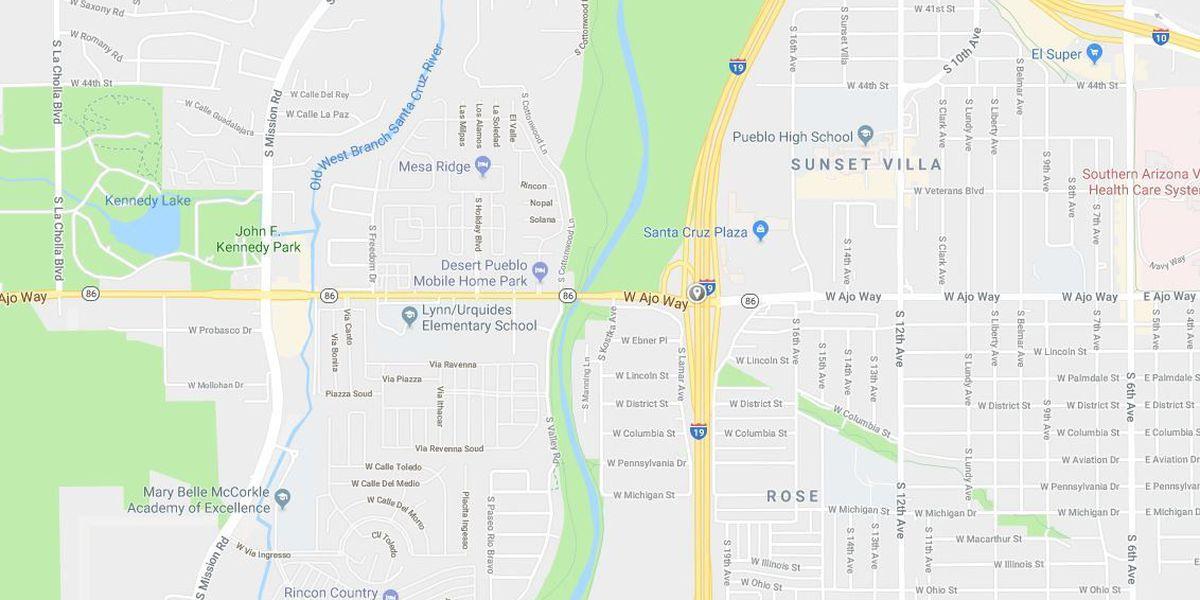 UPDATE: AZ State trooper injured in crash that closed NB I-19 at Ajo