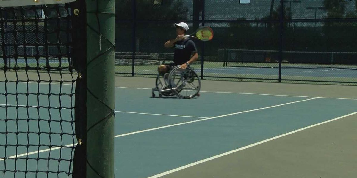 Two Tucson men play in World Team Cup for wheelchair tennis