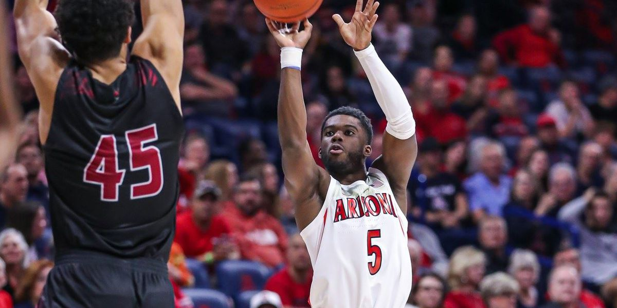 UArizona Wildcats open regular season against Northern Arizona