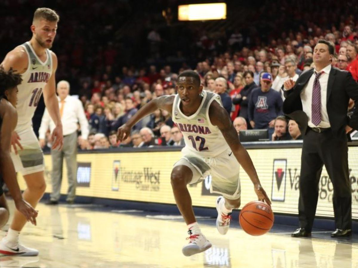 BEAR DOWN: UA goes to the glass to beat Beavers
