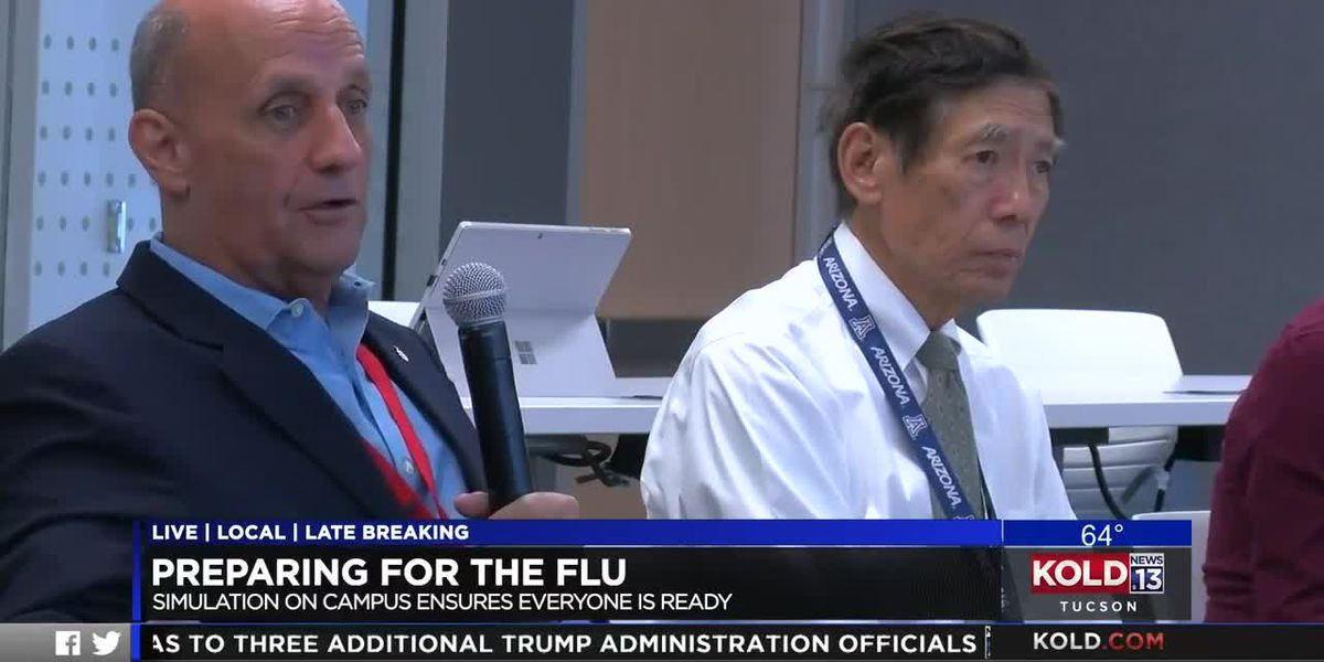 Facing the flu: College students across Arizona get ready for a potential outbreak