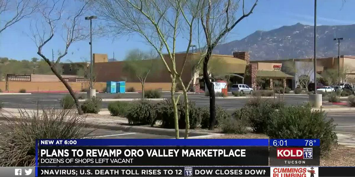 Oro Valley plaza set for a revitalization project