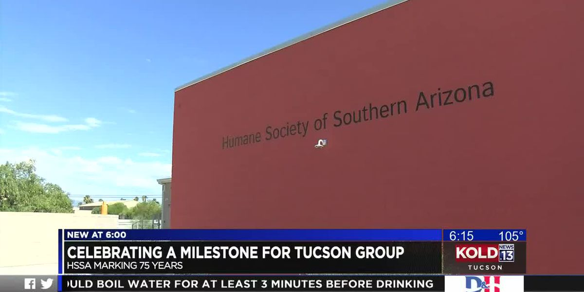 Celebrating a milestone for Tucson group