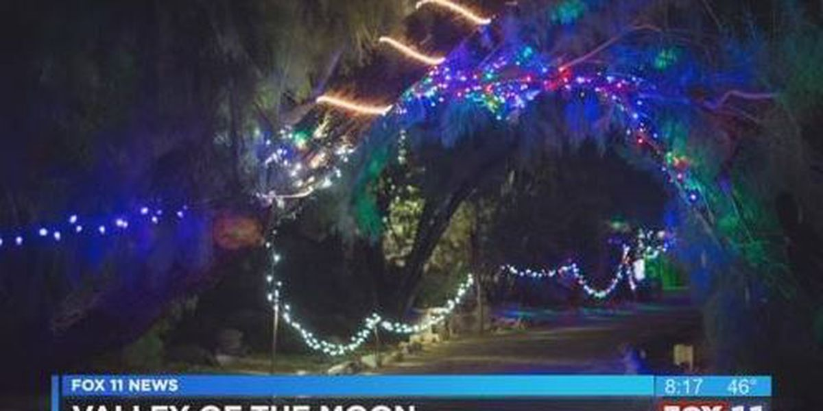 Fairy tales come alive at Valley of the Moon