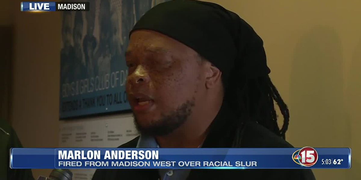 WATCH: Marlon Anderson speaks after Madison School District rescinds