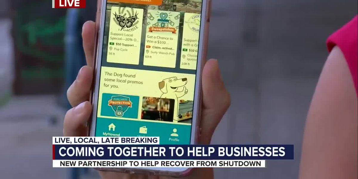 Tucson businesses join Hownd app to generate foot traffic