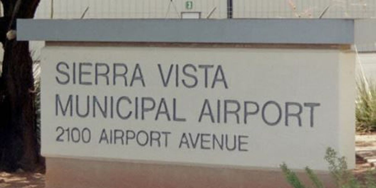 No injuries in hard landing that forces runway closure at Sierra Vista