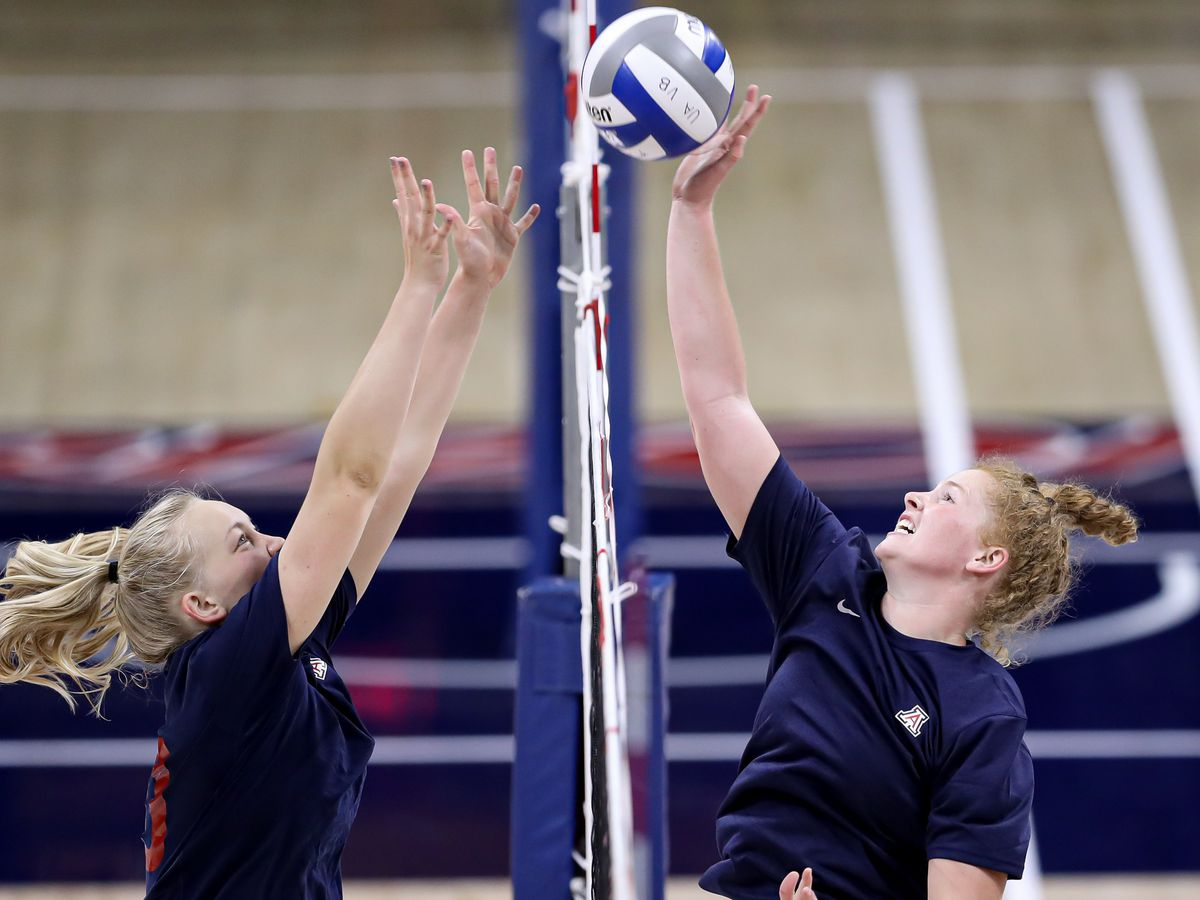 Arizona Volleyball poised to make an NCAA run