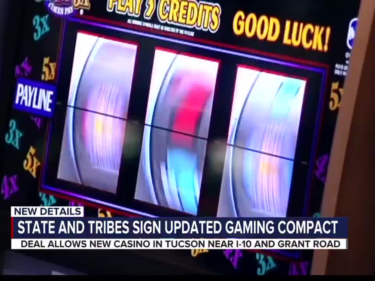 New casino gets a green light in Tucson