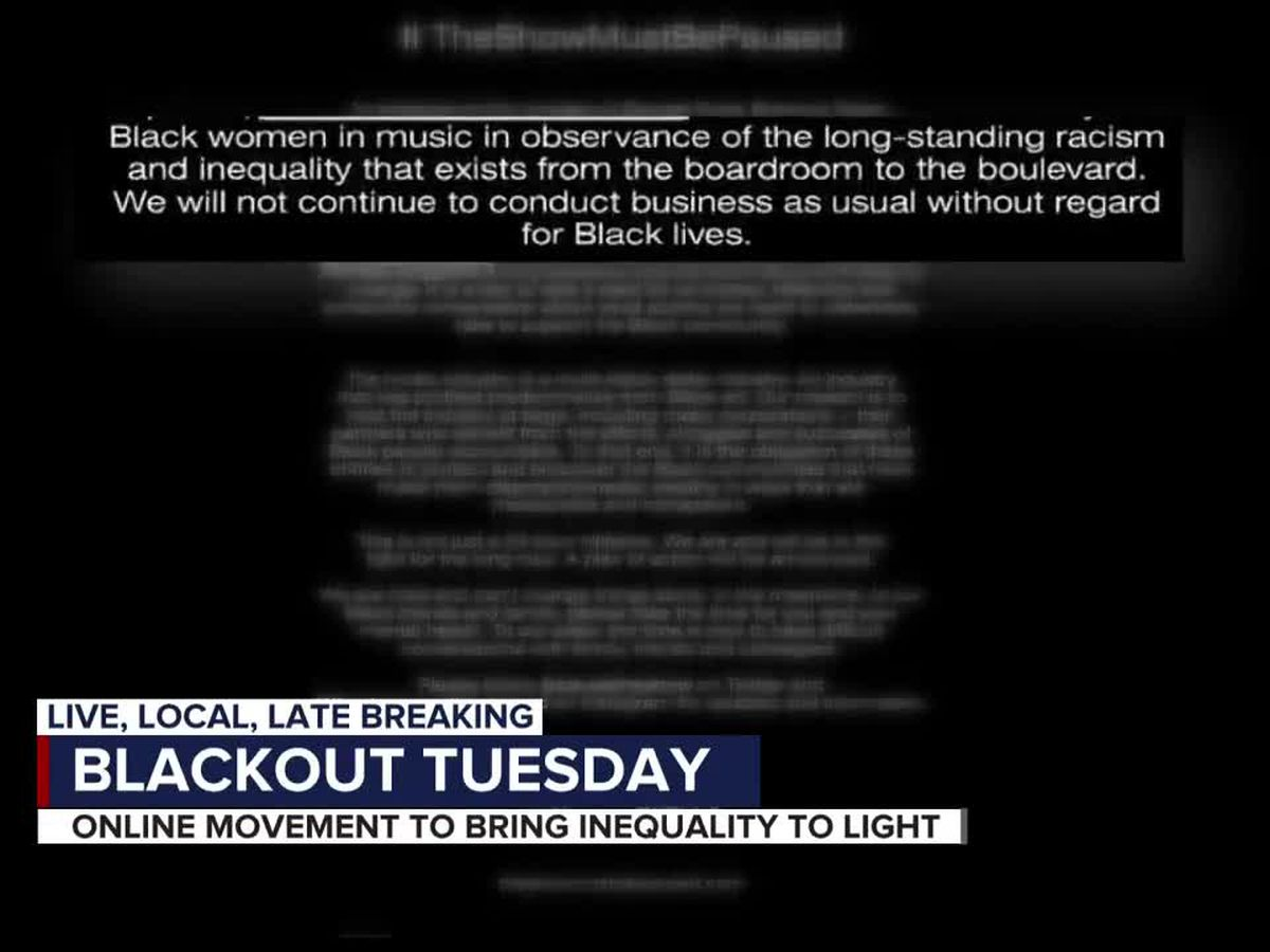 Some Tucson leaders support Blackout Tuesday following the death of George Floyd