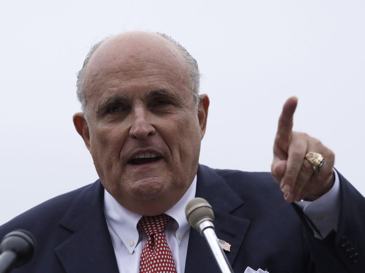 Ukrainian gas executive cooperating in US probe of Giuliani