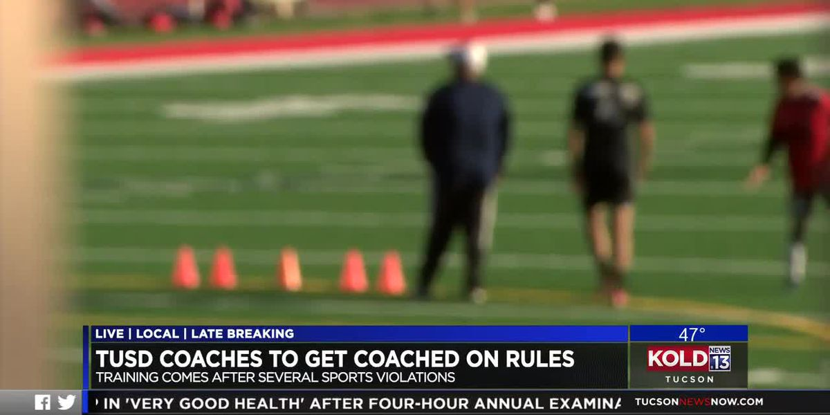 TUSD coaches to get coached on rules