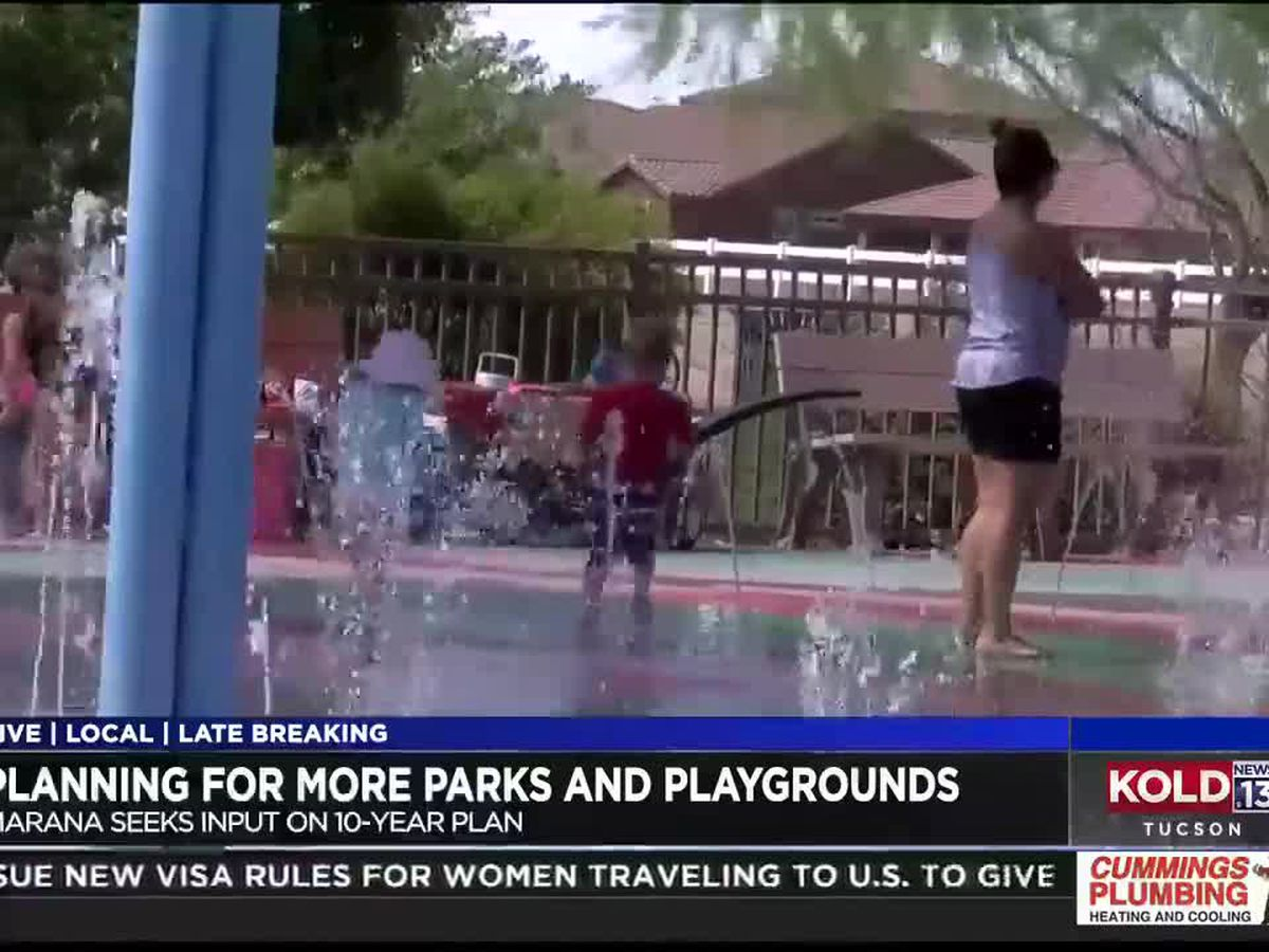 Marana parks and recreation seeks input on 10-year plan
