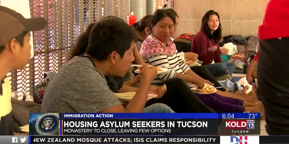 Housing asylum seekers in Tucson
