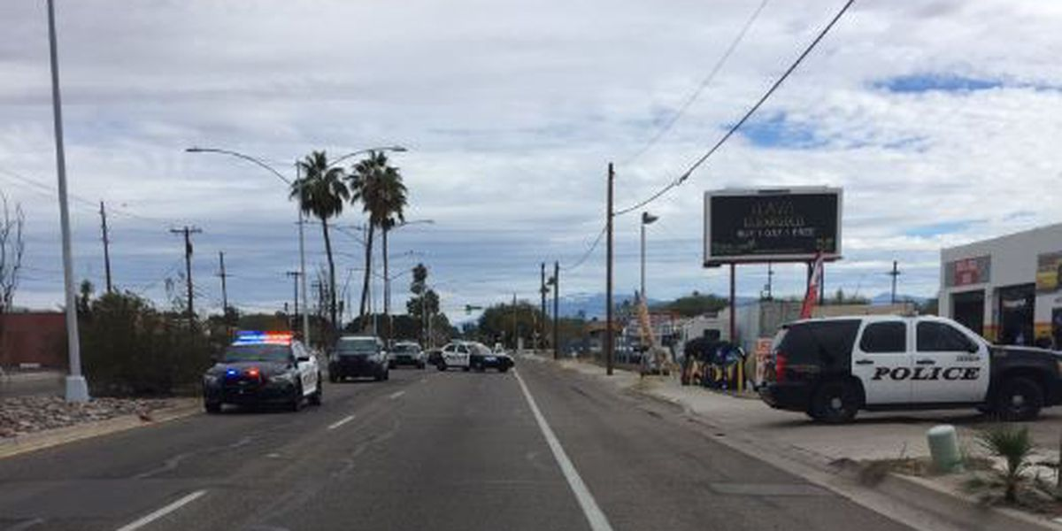 Tucson police reopen Miracle Mile