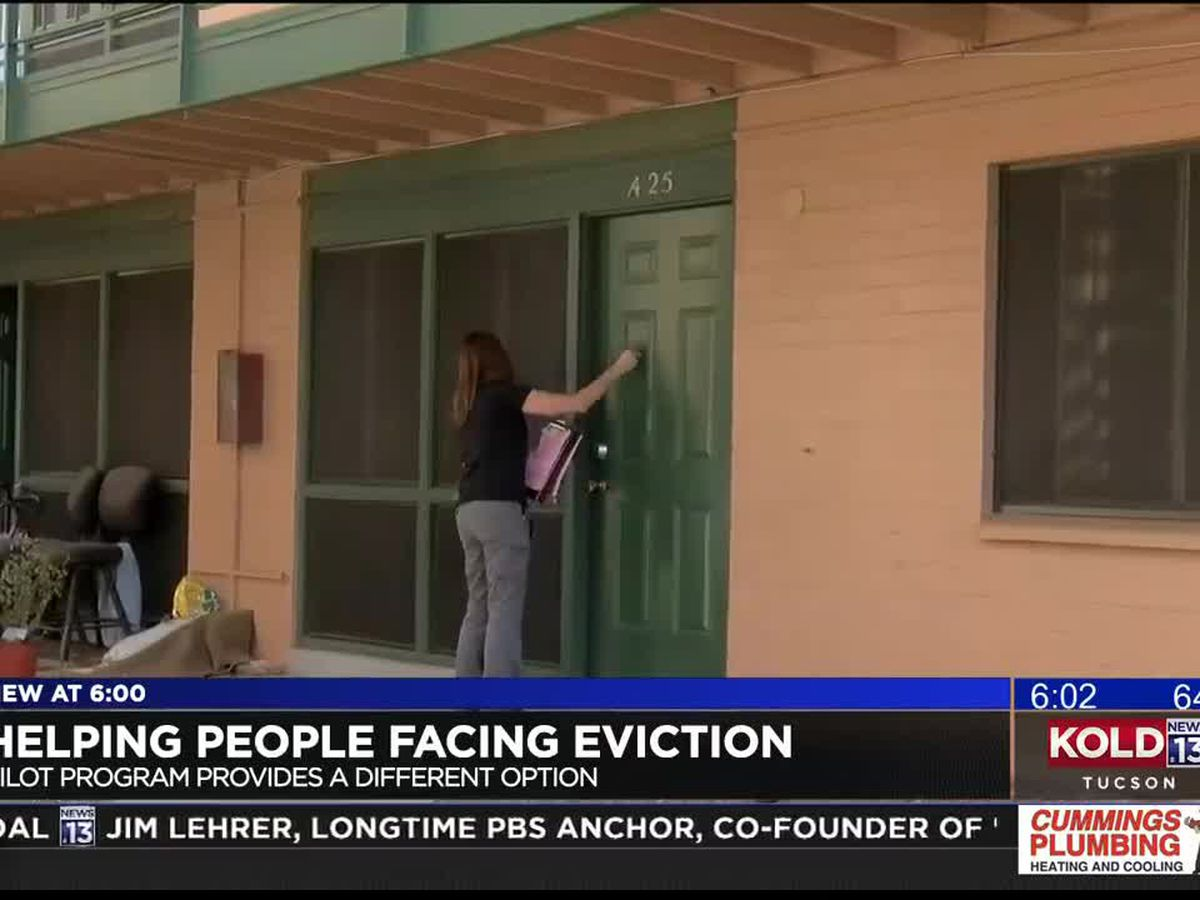 Pima County pilot program aims to reduce evictions