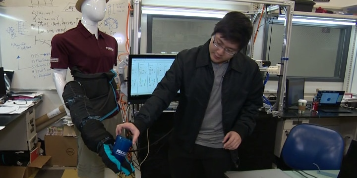 University in Arizona helping create smarter robots for your life