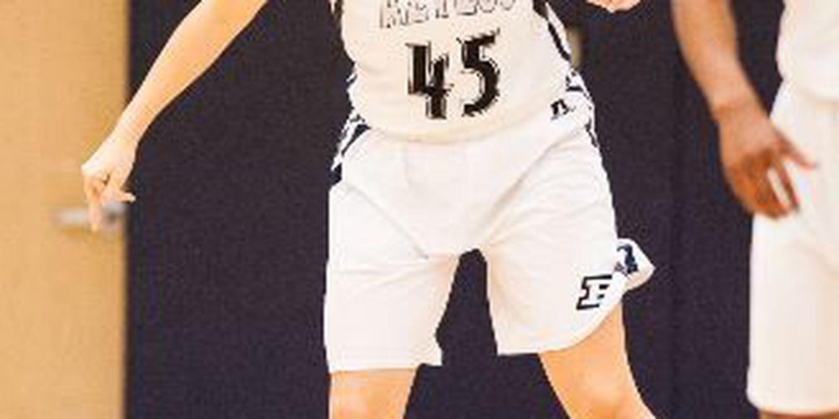 Five Score in Double Figures in PCC Women's Basketball Win