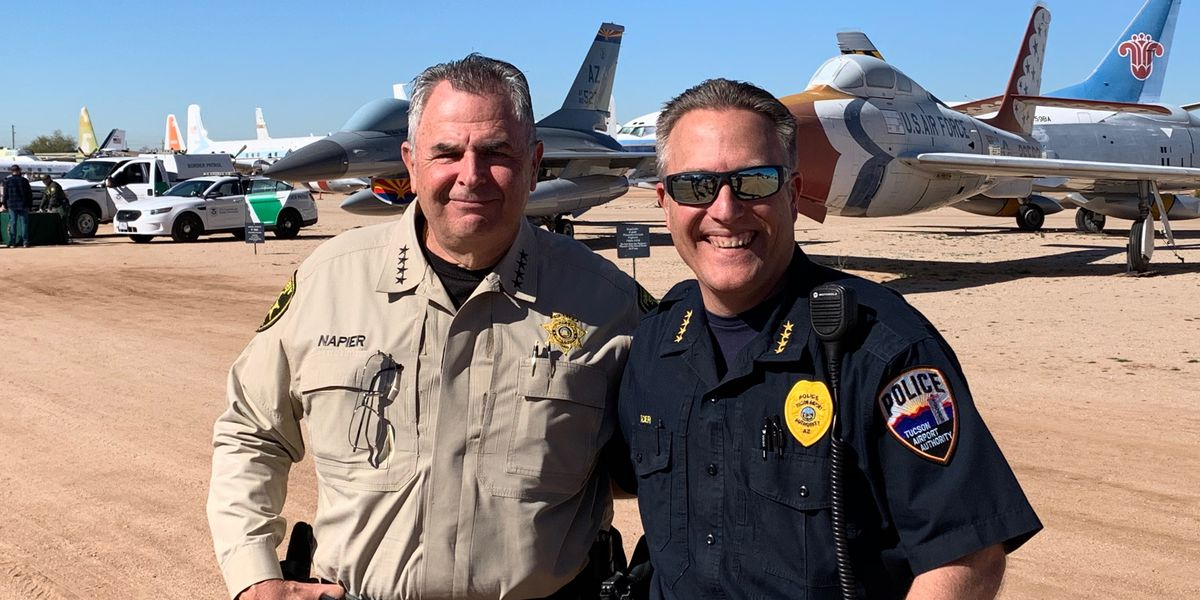 Pima Air and Space Museum celebrates Law Enforcement Appreciation Day