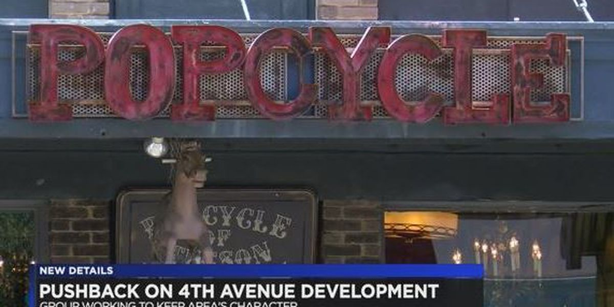 Pushback on 4th Avenue development as group works to keep area's character