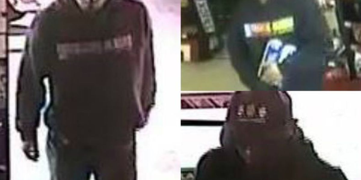 PCSD searching for Circle K robbery suspect