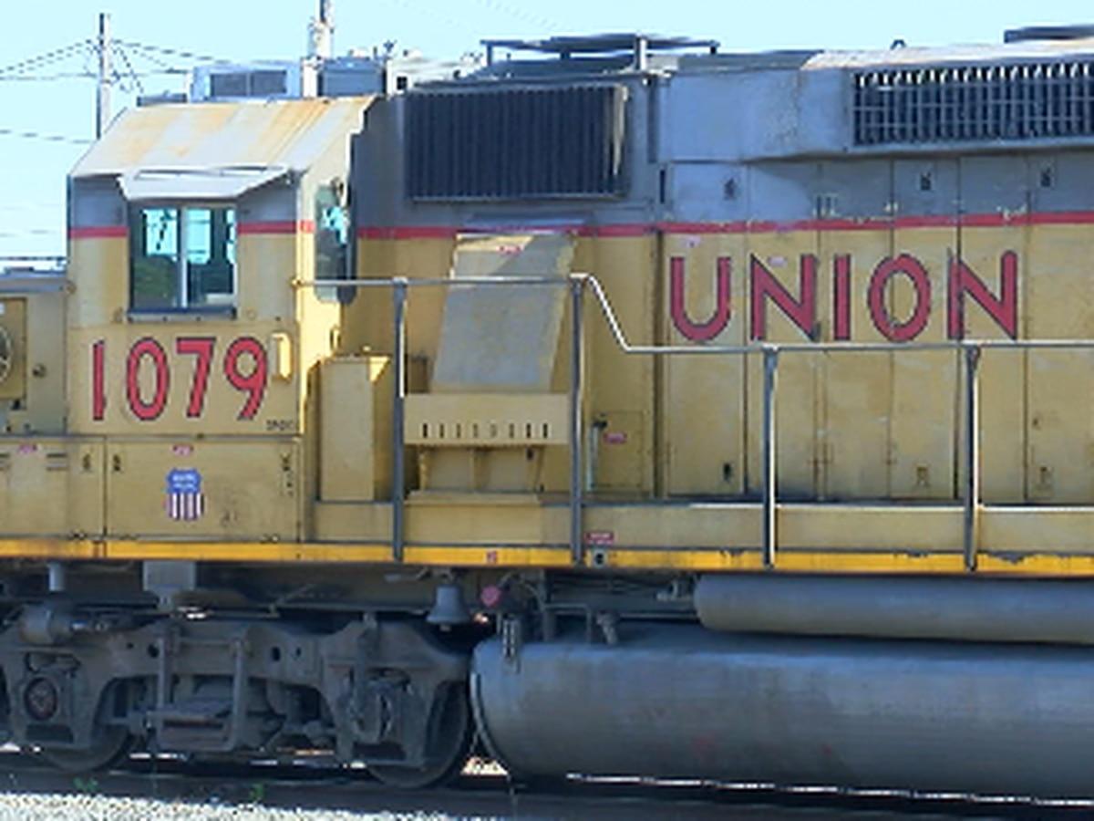 Worker died after being struck by railroad maintenance gear