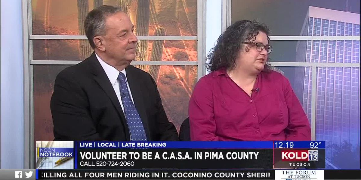 Noon Notebook: Volunteer to be a CASA in Pima County