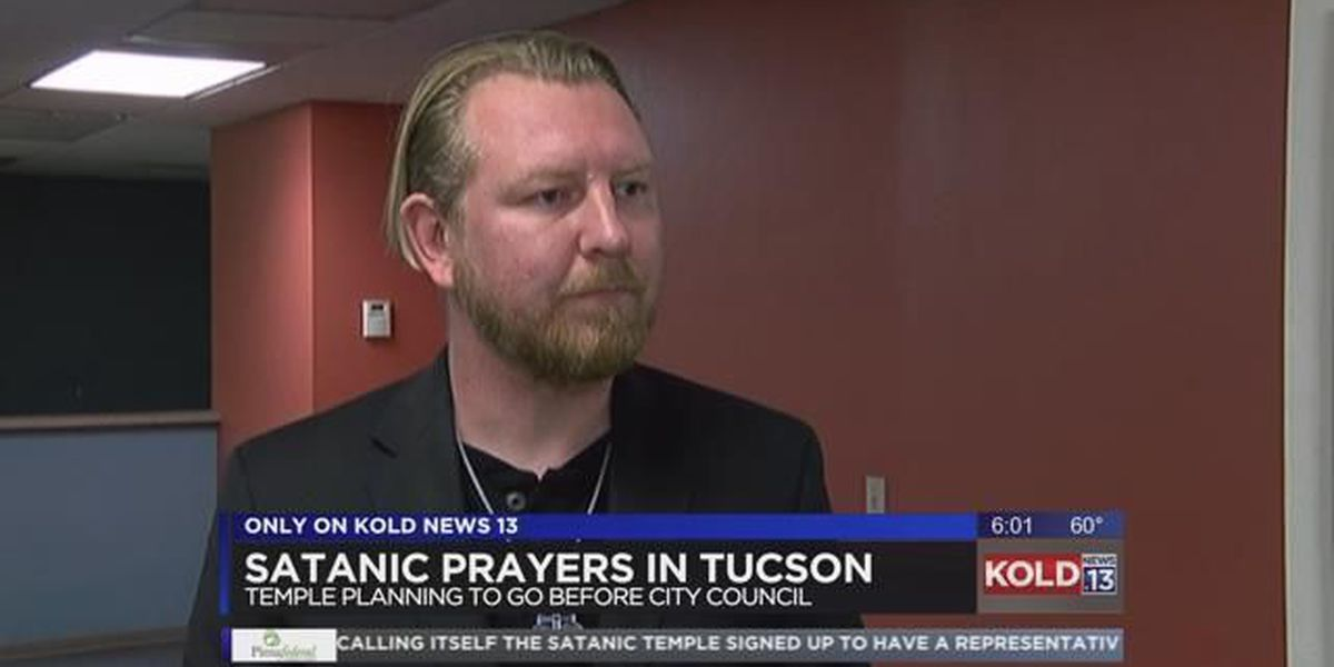 Satanic Temple's invocation not an impossibility at Tucson council