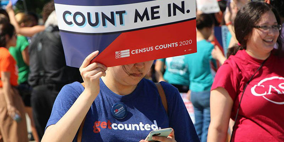 Census: Not sure it can exclude migrants, but wants to be left to try