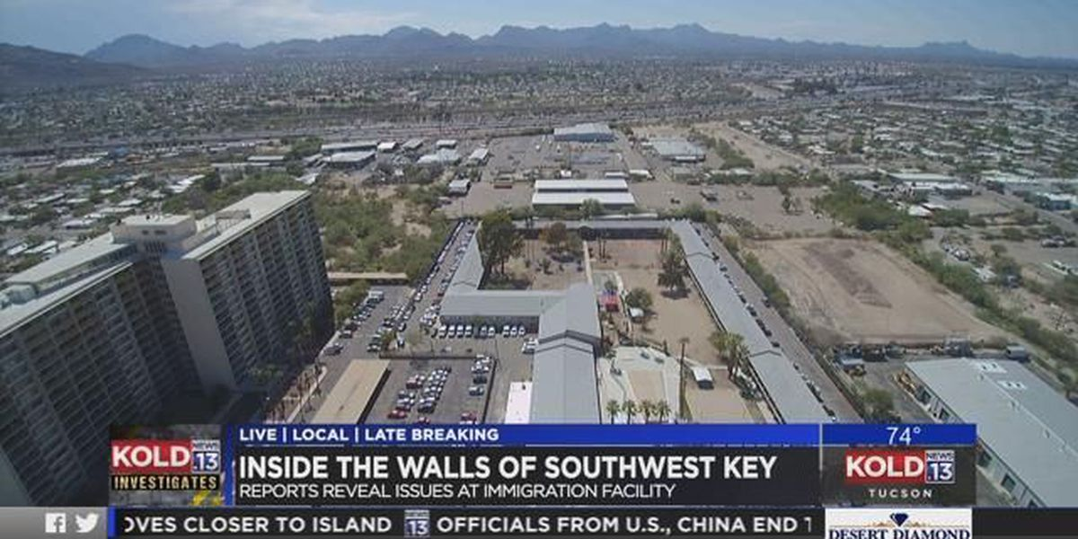 KOLD Investigates: Inside the walls of Southwest Key