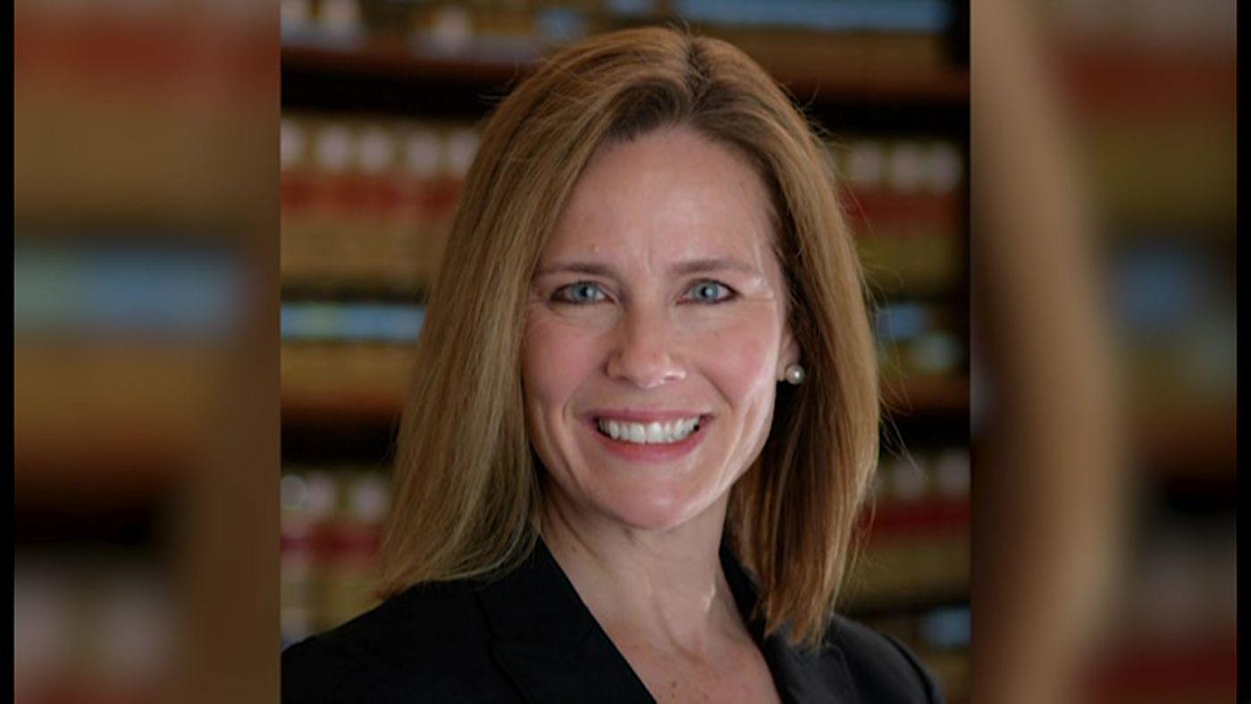 LIVE: Trump picks conservative Amy Coney Barrett for Supreme Court