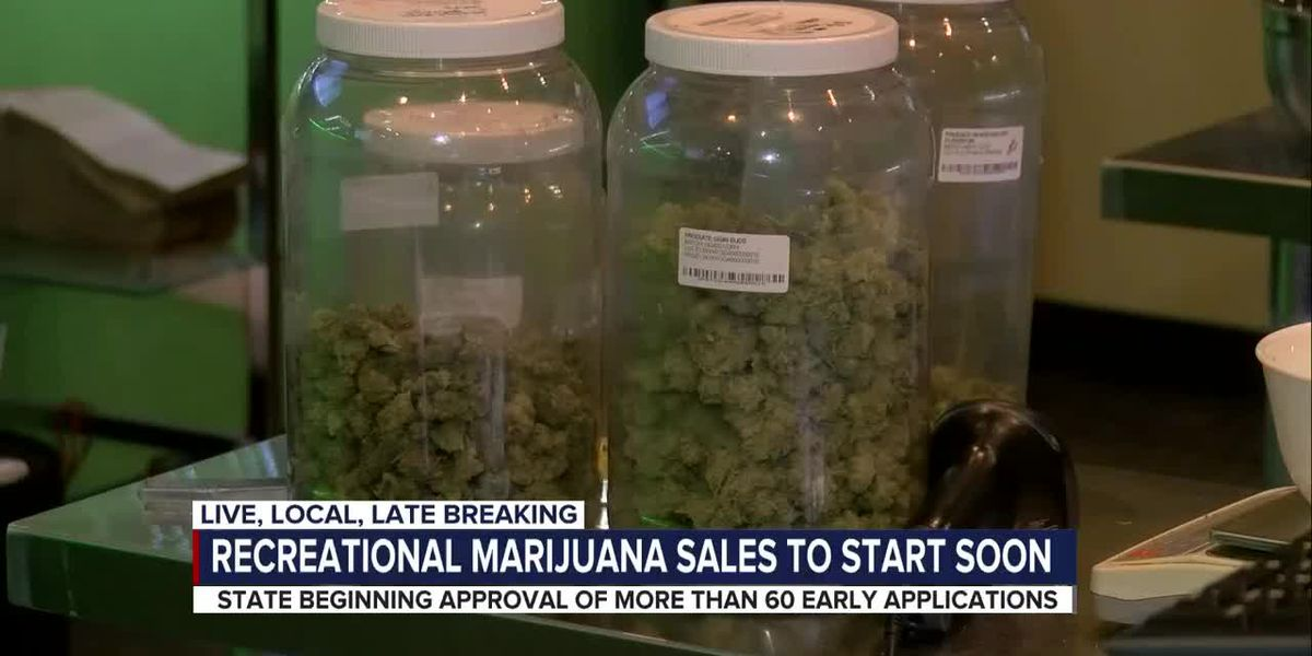 Marijuana sales could begin soon in AZ